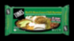 Tina's Beef & Bean Green Chili Family Pack Frozen Burritos