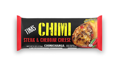 Tina's Chimichangas steak and cheese quick and easy meal