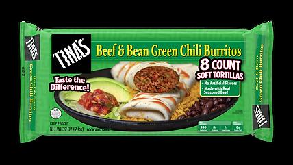P02013L Tina's Beef & Bean Green Chili 8
