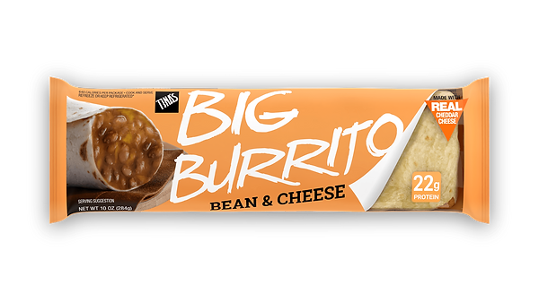Bean & Cheese 10oz Deli big burrito