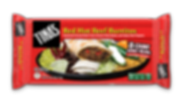 Tina's Red Hot Beef Family Pack Frozen Burritos