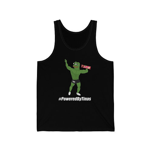 #PoweredByTinas Tank
