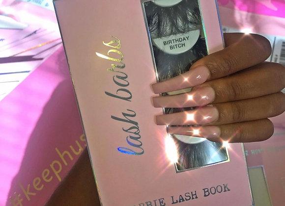 BARBIE LASH BOOK