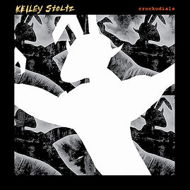 Kelley Stoltz Crcockodials cover.jpg