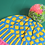 Thumbnail: Diamond Azure Pompom Beanie