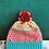 Thumbnail: Strawberry Milkshake Pompom Beanie
