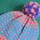 Thumbnail: Salmon Circus Pompom Beanie