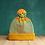 Thumbnail: Mustard Circus Pompom Beanie