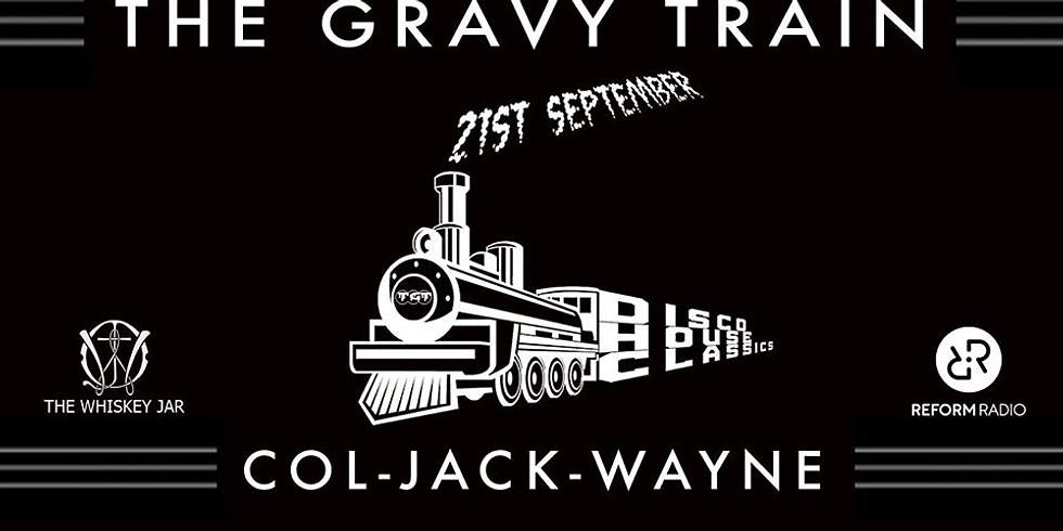 The Gravy Train: September Shindig