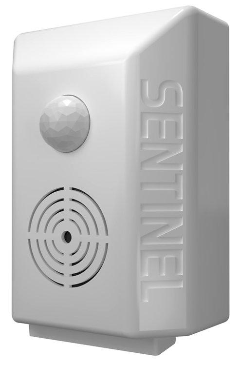 Sentinel audio
