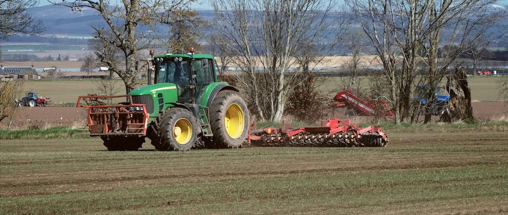 Grewar Farming 2016