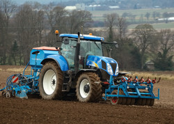 Keillor Farm sowing 2016