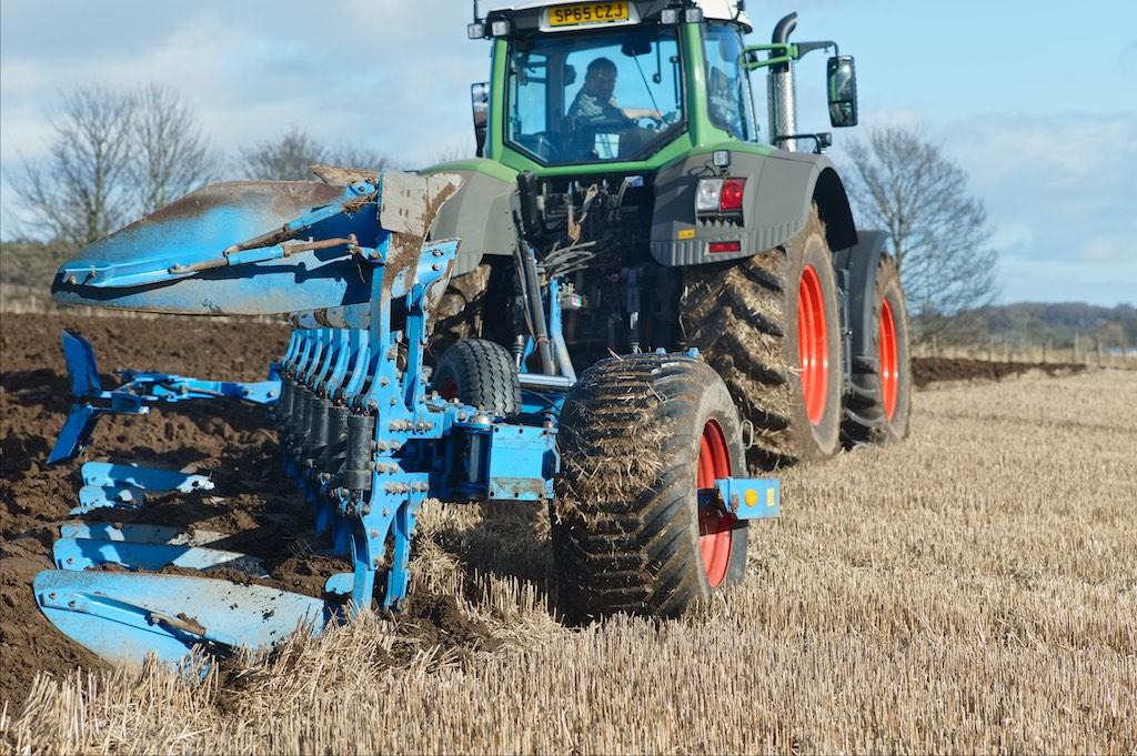 Grewar Farming Dronley