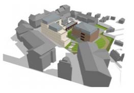 Reconstruction et réhabilitation de plusieurs bâtiments