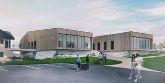 Construction d'une école de musique