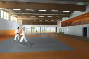 Construction d'un Dojo et d'une salle de tennis de table