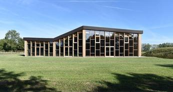 Construction de la maison des Associations
