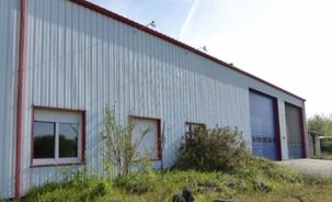 Requalification d'un bâtiment industriel en salle polyvalente