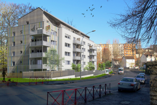 Construction de 33 logements collectifs