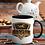 Thumbnail: RANGER 100 Mile Challenge Mug with Color Inside