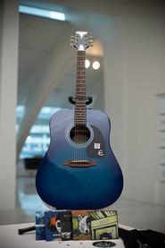 Silent Auction Guitar
