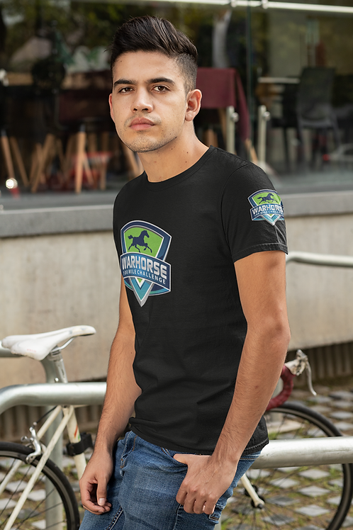 WARHORSE 100 Mile Challenge Unisex Tri-Blend Track Shirt