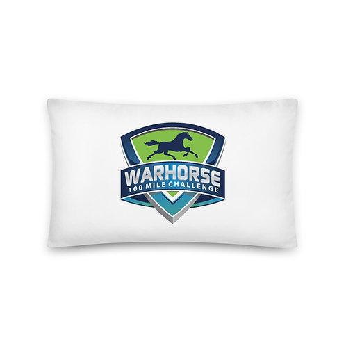 WARHORSE 100 Mile Challenge Pillow