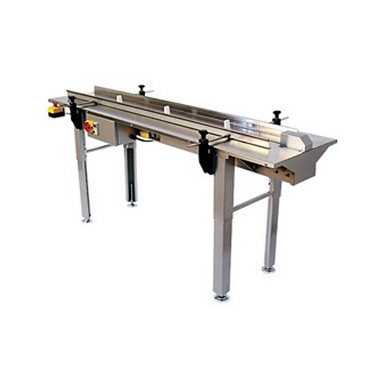 Flighted Lugged Infeed Conveyors