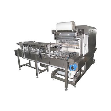 SFE-800AU MLBI Poly Bundling Multi Lane Bottling Line