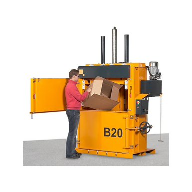 B20 Large Capacity Baler