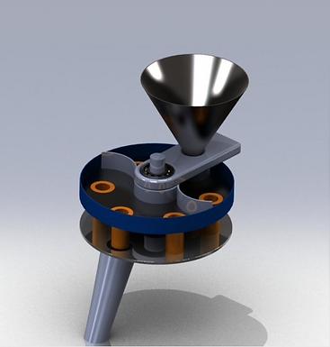 Volumetric Cup Fillers