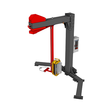 PP-1921SH Single Column Rotary Arm Stretch Wrappers