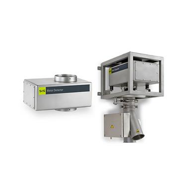 P-SCAN Free Flow Metal Detector