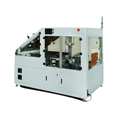 PP-206A Automatic Two-Sided Carton Folder