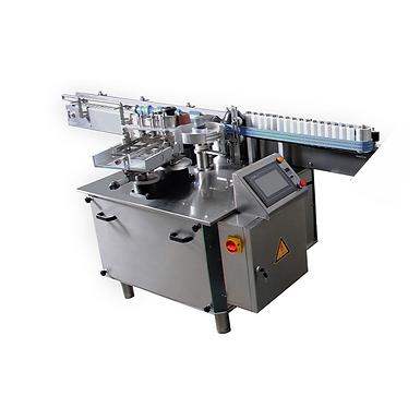 PP-JH100 Cold Melt Liquid Glue Labeling Machine