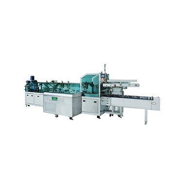 PP-800 Automatic Carton Sealing Machine with Hot Melt Glue