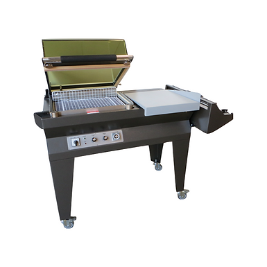 All-in-One L-Sealer with Shrink Chamber