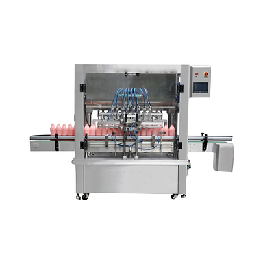 FX Series Piston Fillers with Conveyor