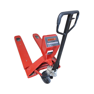 PP-918 Pallet Jack with Built-In Scale