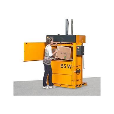 B5W Wide Baler