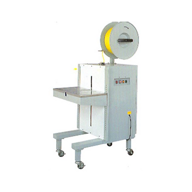 PP-717Y Vertical Semi-Automatic Strapping Machine