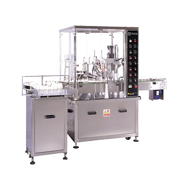 AFC-60 Filling-Plugging-Capping System