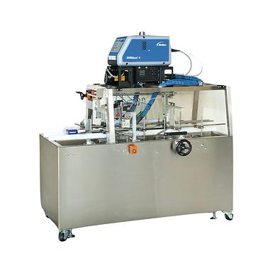 PP-302S Semi-Automatic End Load Cartoner