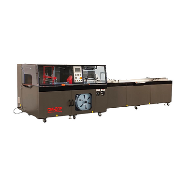 CM-20F (Flighted Infeed) Side Seal Machines