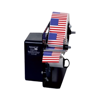 """U-45 Label Dispenser (4.5"""" wide labels)"""