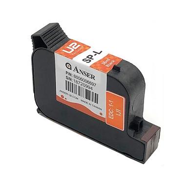 SP-L (36ml) Black Solvent Ink Cartridge for U2 Smart