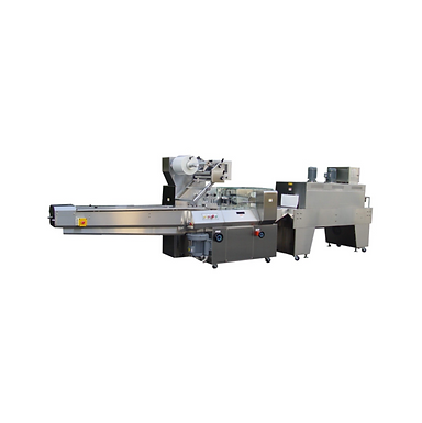 Shrink Wrapping Flow Pack Machine - Horizontal Form Fill Seal