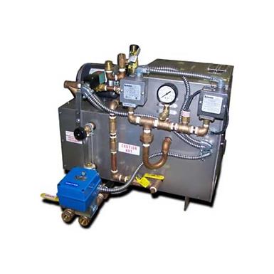 Steam Generators for Steam Tunnels