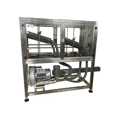 Dryer for Steam Tunnels