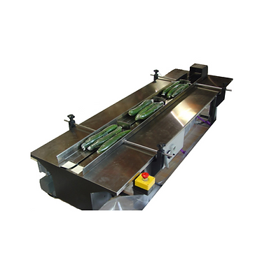 Flighted Paddle Infeed Conveyors